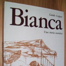 Cómics: BIANCA DE GUIDO CREPAX - EN ITALIANO - UNA STORIA ECCSSIVA - ED. MORGAN 1972. Lote 25243097