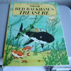 Cómics: THE ADVENTURES OF TINTIN RED RACKHAM`S TREASURE . Lote 23428223