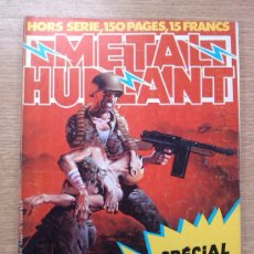 Cómics: METAL HURLANT #42 BIS SPECIAL GUERRE. Lote 24115638