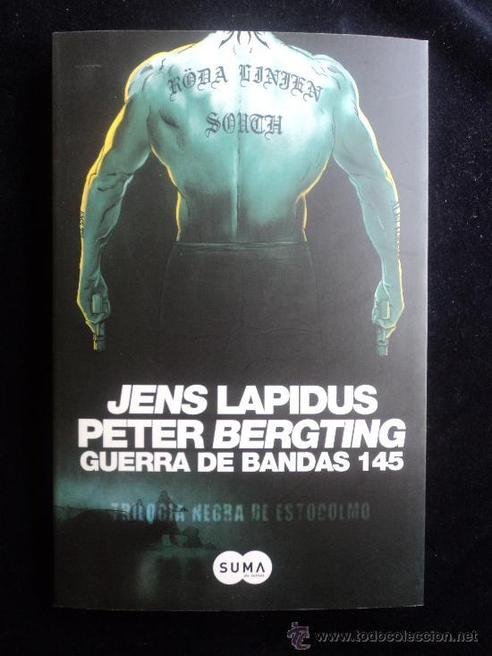 GUERRA DE BANDAS 145. LAPIDDUS Y BERGTING. SUMA. 2011 SIN PAGINAR (Tebeos y Comics - Comics Lengua Extranjera - Comics Europeos)