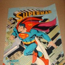 Cómics: SUPERMAN. LA HARPE DU MALIN. 1980.. Lote 27255582
