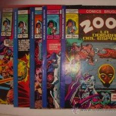 Cómics: ODISEA 2001 . Lote 27638825