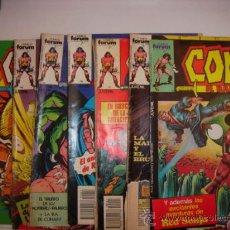 Cómics: CONAN COLECCION EDICIONES FORUM. Lote 26155227