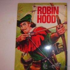 Cómics: CUENTO INFANTIL ILUSTRADO DE TAPA DURA: ROBIN HOOD - PUBLICACIONES LAIDA - AÑO 1978.. Lote 26161976