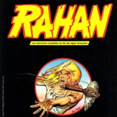 Cómics: RAHAN - LECUREUX/CHÉRET - L'INTEGRALE DE RAHAN Nº 12 - ED. VAILLANT - EN FRANCÉS. Lote 26916637