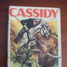 Cómics: CASSIDY Nº 209 . Lote 27540123
