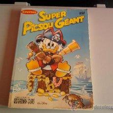 Cómics: SUPER PICSOU GEANT - WALT DISNEY Nº 92 AÑO 1999. FRANCES FRANÇAIS . Lote 28158161