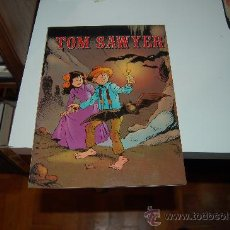 Cómics: TOM SAWYER. DE CHIQUI DE LA FUENTE. EN HOLANDÉS. Lote 28296235