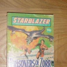 Cómics: STARBLAZER Nº 51. PRISONERS OF ZORR. EDICION INGLESA 1981. Lote 28430410