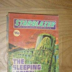 Cómics: STARBLAZER Nº 56.THE SLEEPING LEGION. EDICION INGLESA 1981. Lote 28430448