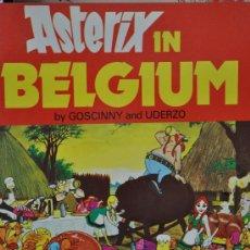 Cómics: ASTERIX IN BELGIUM. Lote 28902058