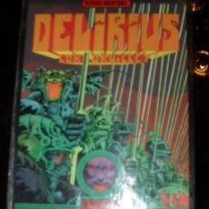 Cómics: DELIRIUS. HISTOIRES FANTASTIQUES. DARGAUD. MADE IN FRANCE 1973 LOB, JACQUES DRUILLET, PHILIPPE. Lote 29134502