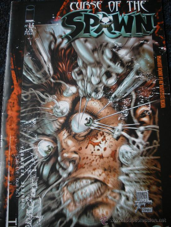 CURSE OF THE SPAWN (Tebeos y Comics - Comics Lengua Extranjera - Comics Europeos)