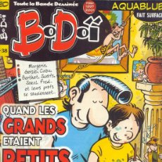 Cómics: BODOI Nº 38. Lote 29505500