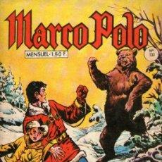 Cómics: EL COSACO VERDE EN FRANCÉS - MARCO POLO 133 - MARZO 1971 - VICTOR MORA Y FERNANDO COSTA.. Lote 29564355