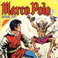 Cómics: EL COSACO VERDE EN FRANCÉS - MARCO POLO 142 - DICIEMBRE 1971.. Lote 29564495