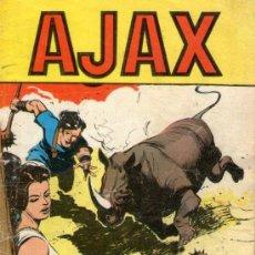 Cómics: EL JABATO EN FRANCÉS - AJAX - Nº 8 - 3ª SERIE - NOVIEMBRE 1969 - CON EL JABATO EN PORTADA.. Lote 30749747