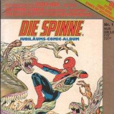 Cómics: DIE SPINNE / AUTOR: STAN LEE ( SPIDERMAN , EDICION EN ALEMAN). Lote 30785143
