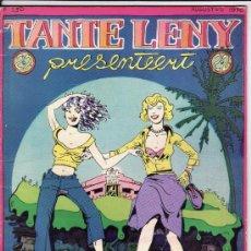 Cómics: TANTE LENY. NR. 22. 1977.PETER PONTIAC,MOEBIUS,KLAUS STAECK,,ETC.1976. 22 PG.. Lote 30870831