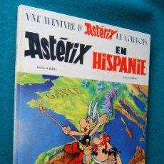 Cómics: ASTERIX EN HISPANIE - UNA AVENTURE D'ASTERIX LE GAULOIS - GOSCINNY - UDERZO - DARGAUD - 1971. Lote 31169276