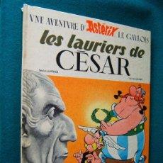 Cómics: ASTERIX LES LAURIERS DE CESAR - UNA AVENTURE D'ASTERIX LE GAULOIS - GOSCINNY- UDERZO- DARGAUD - 1972. Lote 31169395