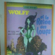 Cómics: HISTOIRES FANTASTIQUES: WOLF DE ESTEBAN MAROTO. DARGAUD, 1973. Lote 31172707