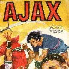 Cómics: EL JABATO EN FRANCÉS - AJAX - Nº 2 - 2ª SERIE - ABRIL 1968 - CON EL JABATO EN PORTADA.. Lote 31606181