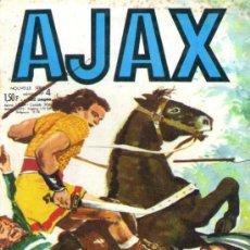 Cómics: EL JABATO EN FRANCÉS - AJAX - Nº 4 - 2ª SERIE - JUNIO 1968 - CON EL JABATO EN PORTADA.. Lote 31606192