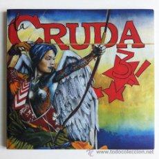 Cómics: LA CRUDA #3 LA REVISTA TERMINAL DE CRUDITÉS GRÁFICAS - 2009 - ED ET. Lote 31860807