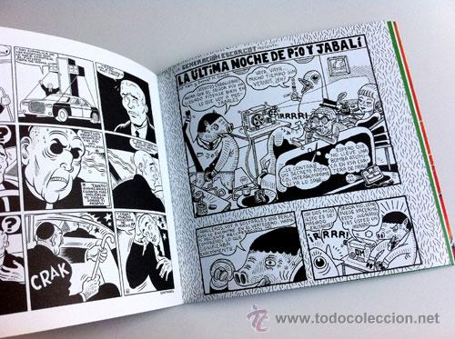 Cómics: LA CRUDA #3 LA REVISTA TERMINAL DE CRUDITÉS GRÁFICAS - 2009 - ED ET - Foto 5 - 31860807
