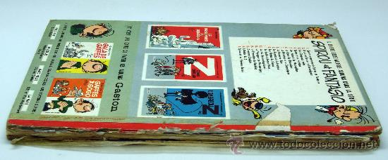 Cómics: Spirou et les Heritiers Franquin Nº 4 Spirou et Fantasio Ed Dupuis 1965 en francés - Foto 6 - 32473159