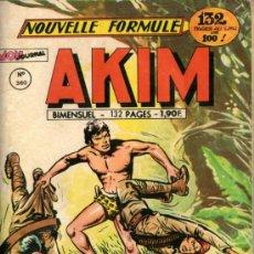 Cómics: EL JABATO EN FRANCÉS - AKIM 360 - EDITADO EN FRANCIA - AÑO 1974. Lote 32506246