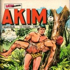 Cómics: EL JABATO EN FRANCÉS - AKIM 361 - EDITADO EN FRANCIA - 15-08-1974. Lote 32506264