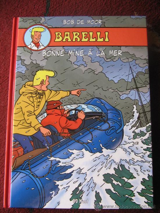 BARELLI BOB DE MOOR EDICIÓN COLECCIONISTA (Tebeos y Comics - Comics Lengua Extranjera - Comics Europeos)