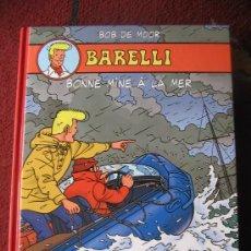 Cómics: BARELLI BOB DE MOOR EDICIÓN COLECCIONISTA. Lote 33012013