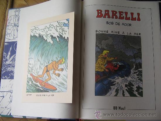 Cómics: Barelli Bob de Moor Edición Coleccionista - Foto 2 - 33012013