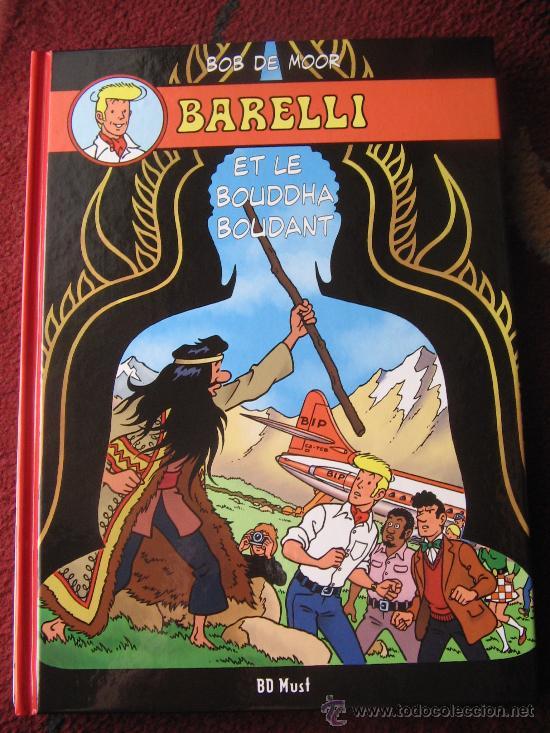 BARELLI BOB DE MOOR, EDICIÓN COLECCIONISTA (Tebeos y Comics - Comics Lengua Extranjera - Comics Europeos)