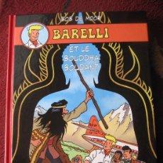 Cómics: BARELLI BOB DE MOOR, EDICIÓN COLECCIONISTA. Lote 33012050