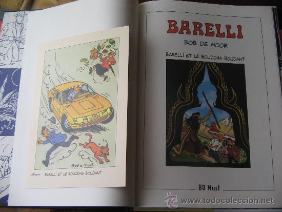 Cómics: Barelli Bob de Moor, Edición Coleccionista - Foto 2 - 33012050