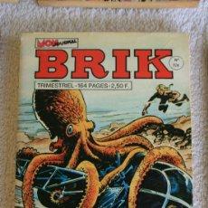 Cómics: BRICK. FISHBOY. LES MYSTERES DE L'ORENOQUE. . Lote 33338887