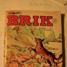 Cómics: BRICK. FISHBOY. PERE FOUET TARD Nº164. Lote 33338897