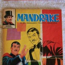 Cómics: MANDRAKE. LE TRIOMPHE DE LOTHAR. Lote 33365688
