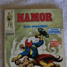 Cómics: NAMOR SUB MARINER MUERTE AL VENCIDO. . Lote 33365939