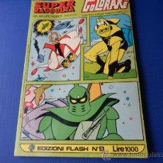 Cómics: SUPER RACCOLTA ATLAS UFO ROBOT PRESENTA GOLDRAKE COMIC EN ITALIANO 1979. Lote 33373557