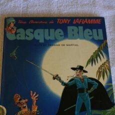 Cómics: TONY LAFLAMME. CASQUE BLEU. . Lote 33375141