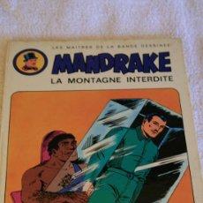 Cómics: MADRAKE. LA MONTAGNE INTERDITE. . Lote 33435279