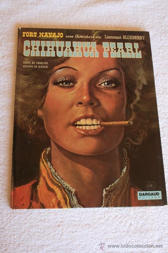 LIEUTENANT BLUEBERRY. CHIHUAHUA PEARL (Tebeos y Comics - Comics Lengua Extranjera - Comics Europeos)