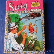 Cómics: SUSY ALBUM Nº 1 COMIC EN FRANCES 1983. Lote 33804886