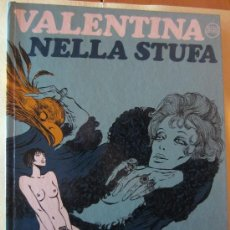 Cómics: VALENTINA NELLA STUFA- GUIDO CREPAX- EDIC. EN ITALIANO. Lote 34089092