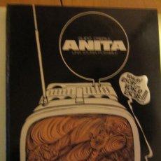 Cómics: ANITA, UNA STORIA POSSIBILE- GUIDO CREPAX- ED.MORGAN 1974- ED. EN ITALIANO. Lote 34089917